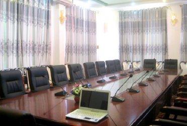 Phòng Hội Nghị Hội Thảo của Khách sạn Ánh Phương