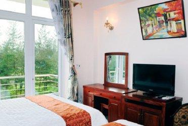 Khách sạn Ánh Phương 3 – Phòng Hướng vườn