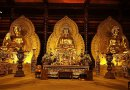 Tour du lịch Chùa Bái Đính - Khách sạn Ánh Phương 2 ngày 1 đêm